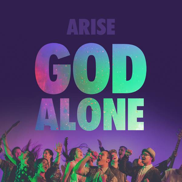 God Alone Album Cover